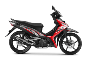 Honda karet-tengsin